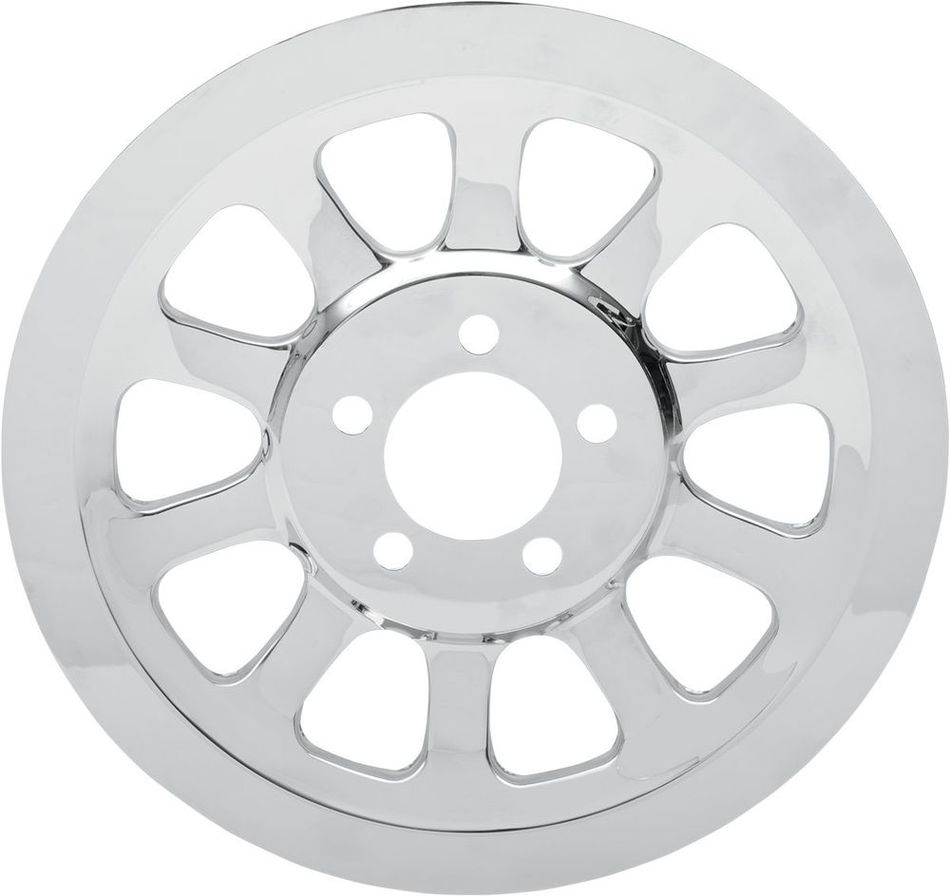 Drag Specialties ドラッグスペシャリティーズ プーリー関連 プーリーカバー 07-17 FXD 【COVER PULLY 07-17 FXD [1201-0444]】