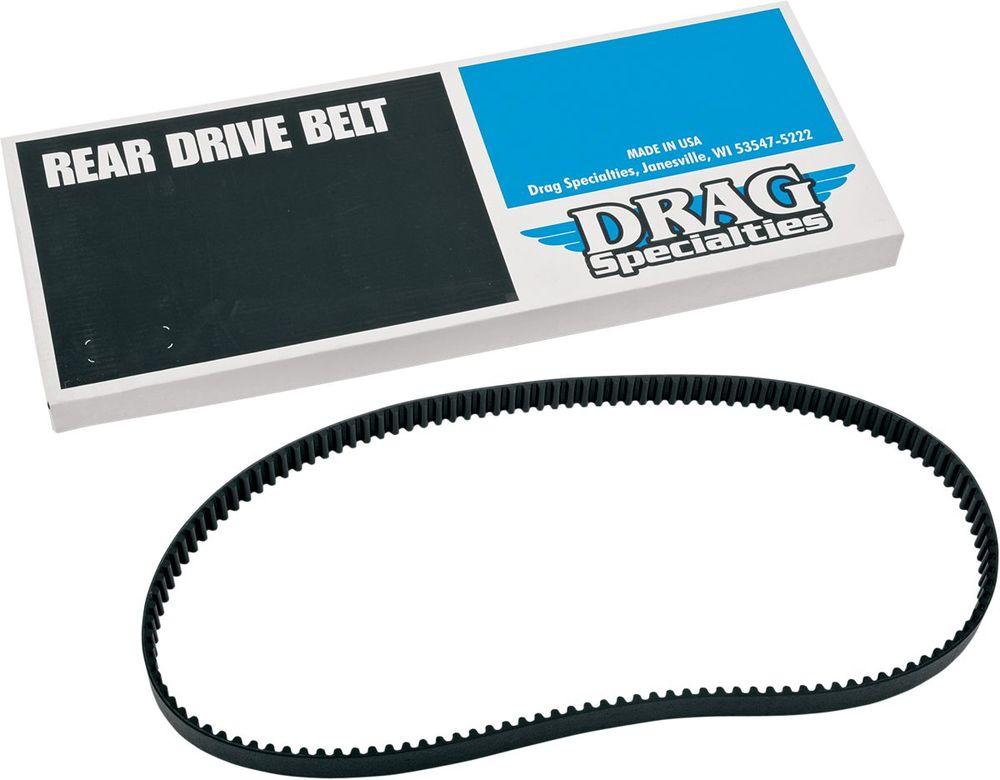 """Drag Specialties ドラッグスペシャリティーズ リアドライブベルト 1 1/8"""" 132T 【BELT REAR DRV 1 1/8"""" 132T [1204-0047]】"""