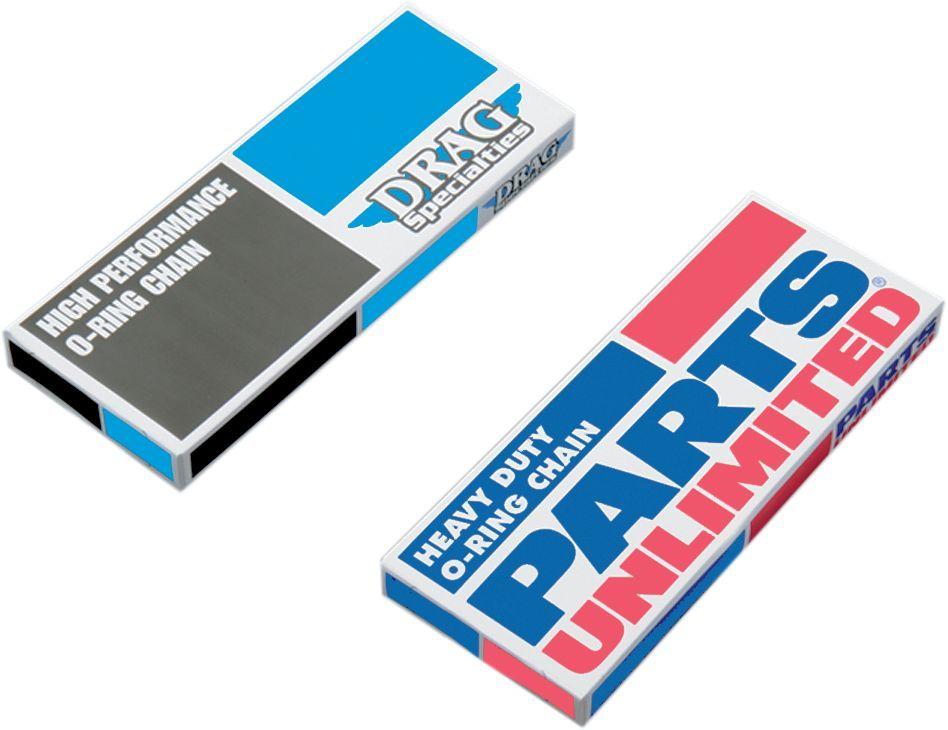 Drag Specialties ドラッグスペシャリティーズ O-リングチェーン 530x120 【CHAIN DS O-RING 530 X 120 [1222-0260]】