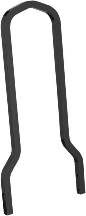 """Drag Specialties ドラッグスペシャリティーズ シーシーバー トール 7.5"""" ブラック 【SISSYBAR SQR TAL 7.5""""BLK [1501-0528]】"""