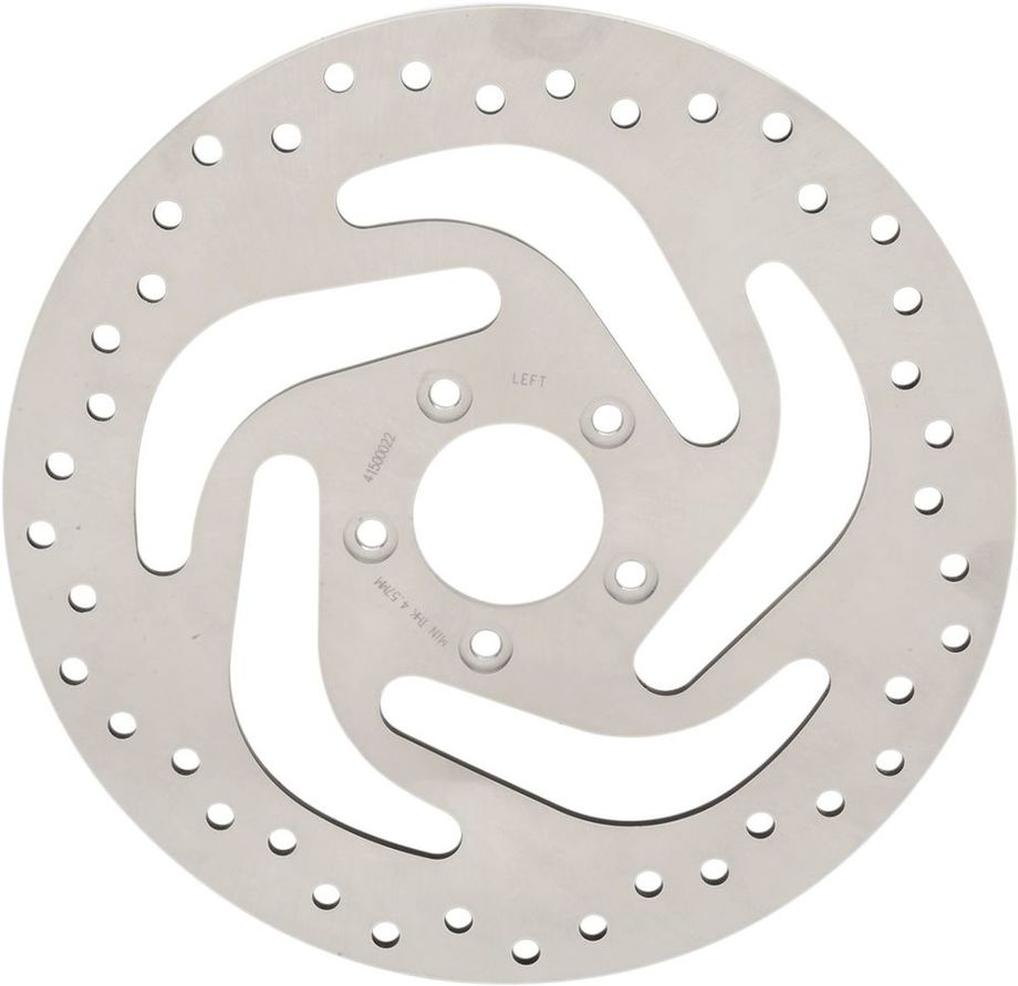Drag Specialties ドラッグスペシャリティーズ フロントブレーキローター ステンレス ST 2015-17 【ROTOR BRK FR S/S ST15-17 [1710-3049]】