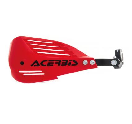 ACERBIS アチェルビス RAM RAM ACERBIS VX アチェルビス ハンドガード カラー:レッド, シチカシュクマチ:aece6ea2 --- officewill.xsrv.jp