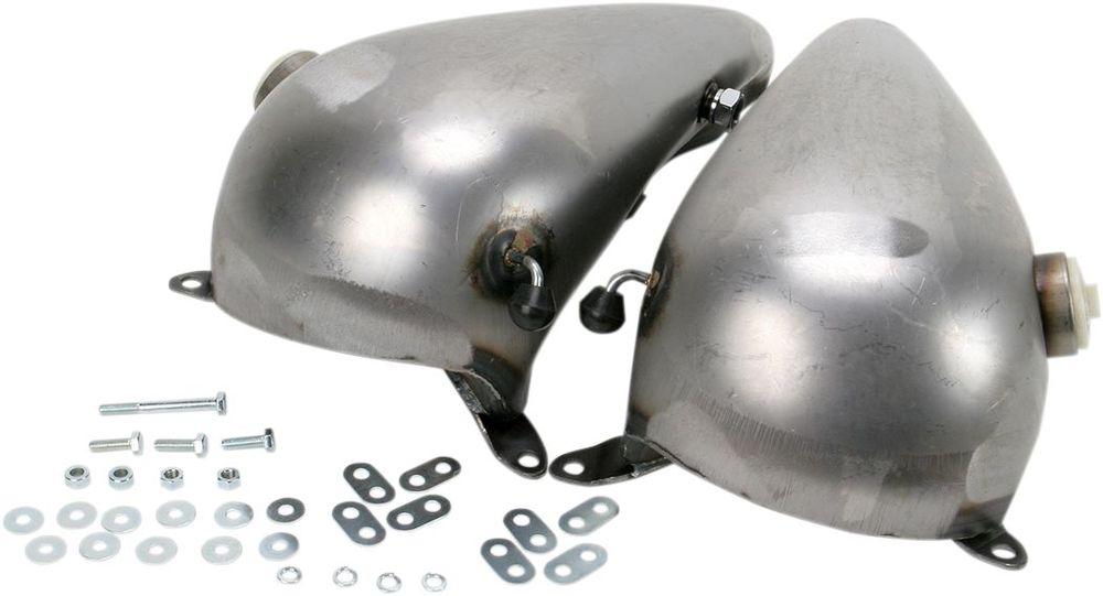 Drag Specialties ドラッグスペシャリティーズ ホイール本体 ファットボブ フューエルタンク 3.5ガロン-E84 【F-BOB GAS TNK 3.5 GAL-E84 [DS-391230]】