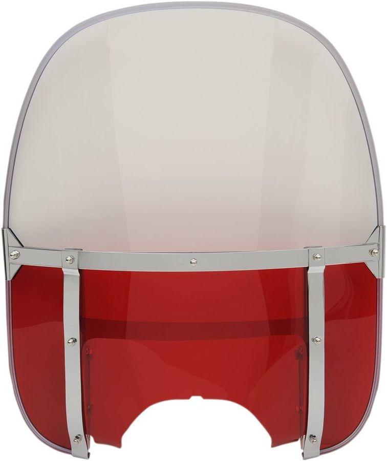 Drag Specialties ドラッグスペシャリティーズ ホイール本体 レッド ウインドシールドキット 60-84BT 【RED WINDSHELD KIT 60-84BT [DS-710317]】