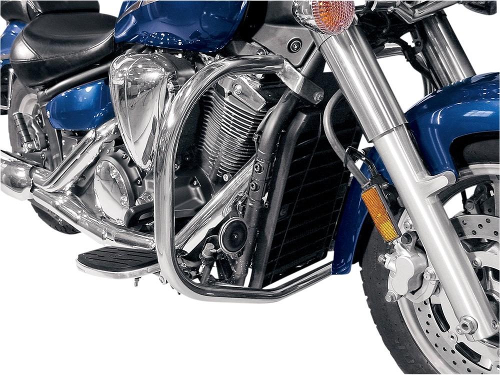 M/C ENTERPRISES エムシーエンタープライズ ガード・スライダー エンジンガード XVS1300 VSTR用【ENGINE GUARD XVS1300 VSTR [0506-0309]】