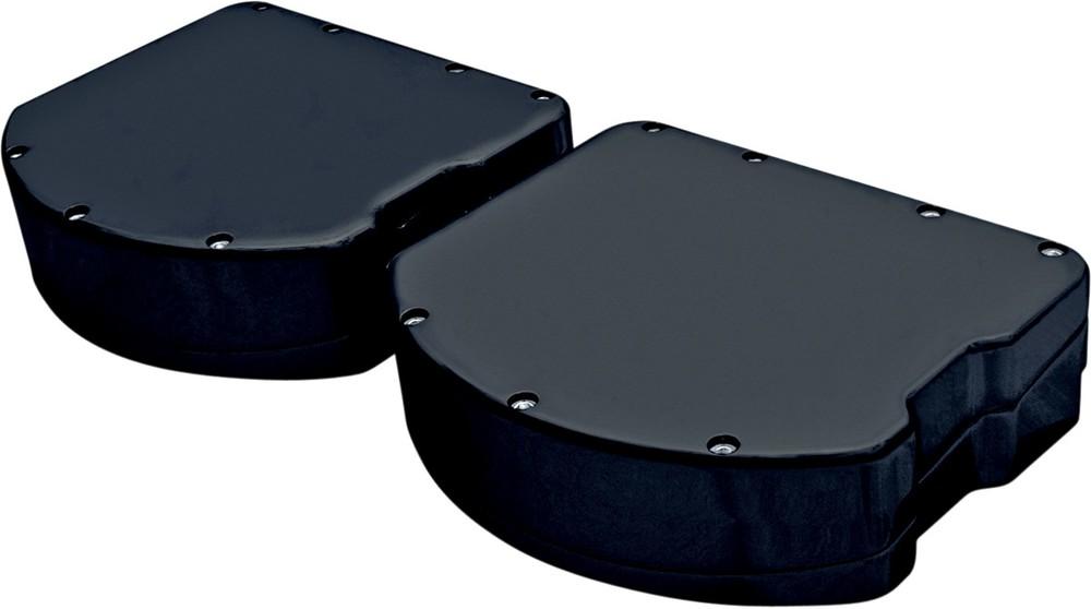 COVINGTONS コビングトン ロッカーボックスカバー TC ブラック 【COVER ROCKER BOX TC BLK [0940-1054]】