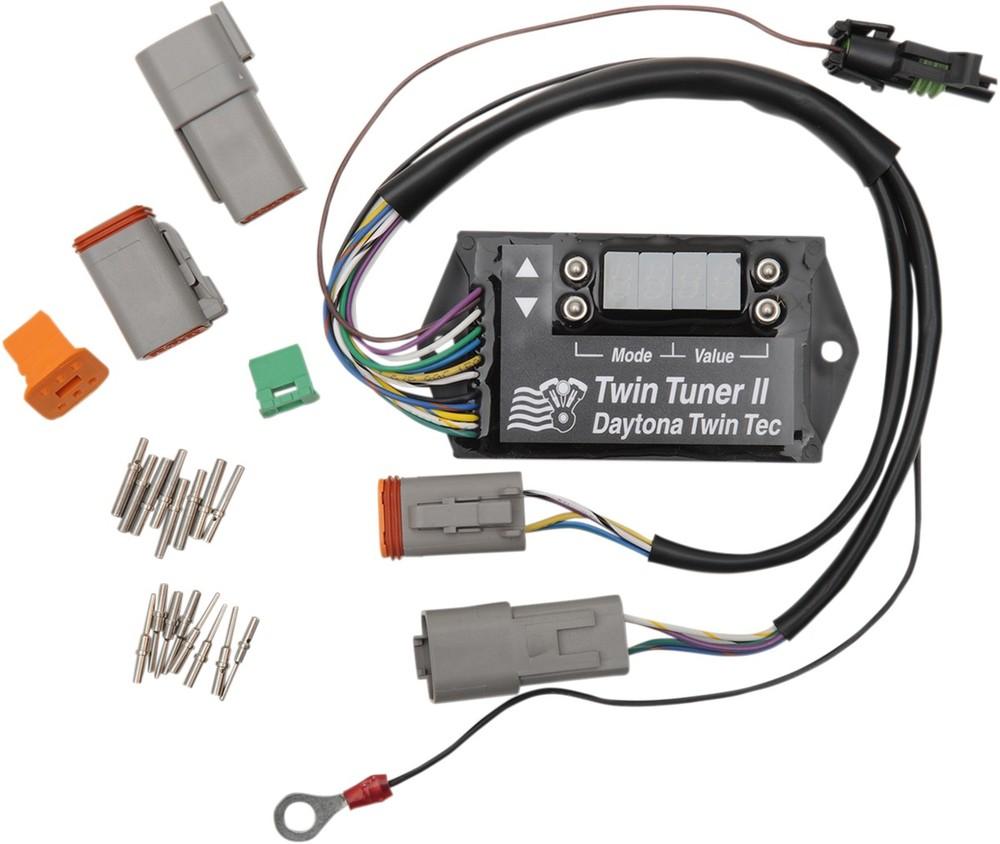 DAYTONA TWIN TEC LLC デイトナツインテック インジェクション関連 チューニングモジュール TWIN TUNER II CAN 【CONTROLLER T-TUNER2 CAN [1020-1814]】