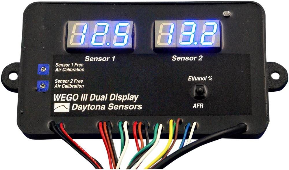 DAYTONA TWIN TEC LLC デイトナツインテック センサー WEGO3 AFR 【SENSOR WEGO3 AFR [1022-0110]】
