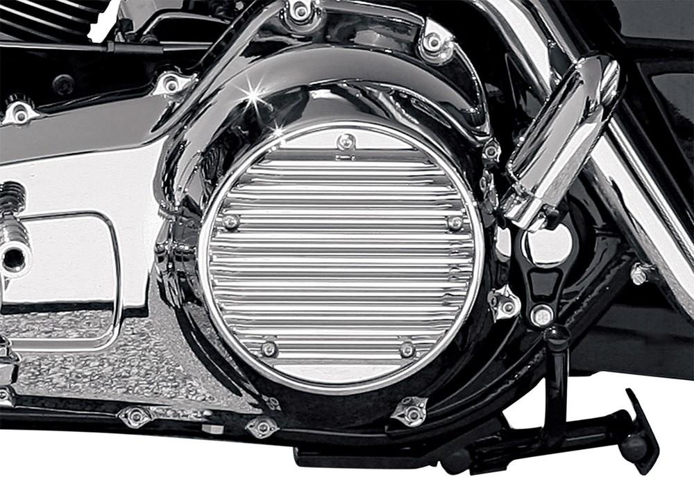Covingtons Handlebar Risers 3 Inch Chrome for Harley