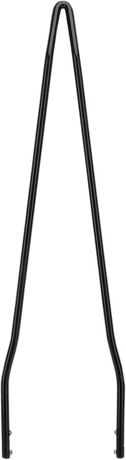 CYCLE VISIONS サイクルビジョン バックレスト・グラブバー アティトュードスティック ワイド ブラック【ATTITUDE STICK WIDE BLK [1501-0247]】