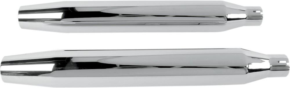 KHROME WERKS クロームワークス スリップオンマフラー テーパー XL 2004-13用 【MUFFLER TAPER 04-13 XL】