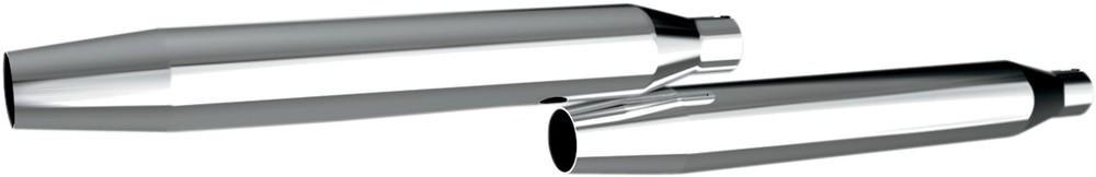 豪奢な KHROME WERKS クロームワークス スリップオンマフラー テーパー FXD C 2006-17用 MUFFLER TAPER 6-17 FXD C, 暮らしの肌着 a6329d31