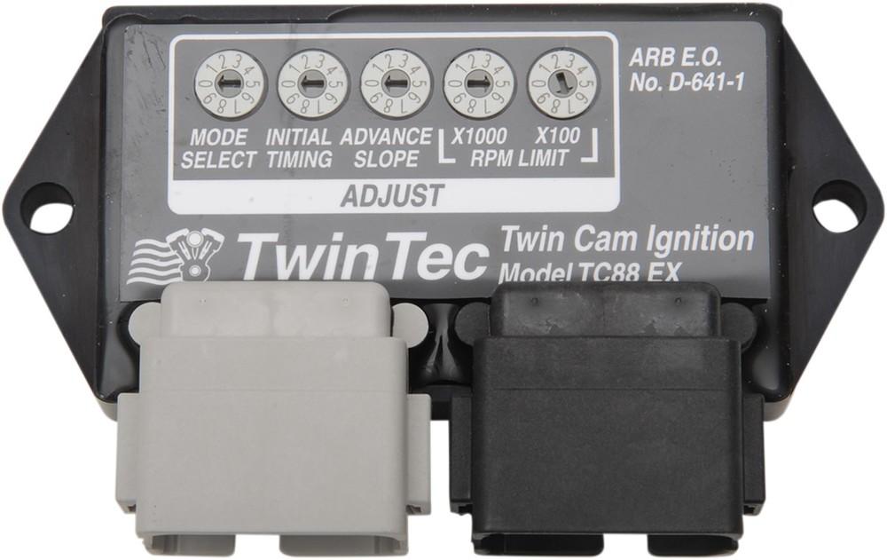 DAYTONA TWIN TEC LLC デイトナツインテック イグニッションモジュール 99-03 TC 【MODULE IGN 99-03 TC [2101-0217]】