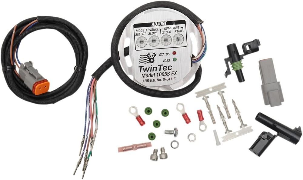DAYTONA TWIN TEC LLC デイトナツインテック イグニッションコイル・ポイント・イグナイター関連 イグニッション 98-03 XL 【IGNITION 98-03 XL [DS242373]】