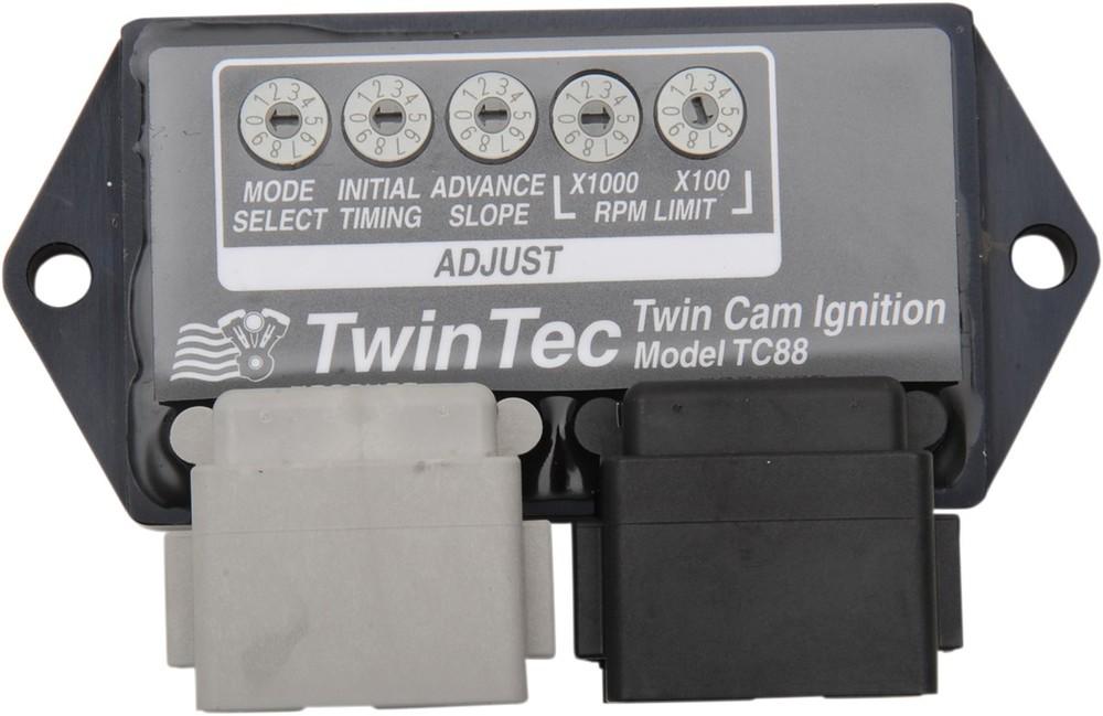 DAYTONA TWIN TEC LLC デイトナツインテック イグニッションコイル・ポイント・イグナイター関連 イグニッション 99-03 T.C. キャブレター 【IGNITION 99-03 T.C. CARB. [DS242377]】