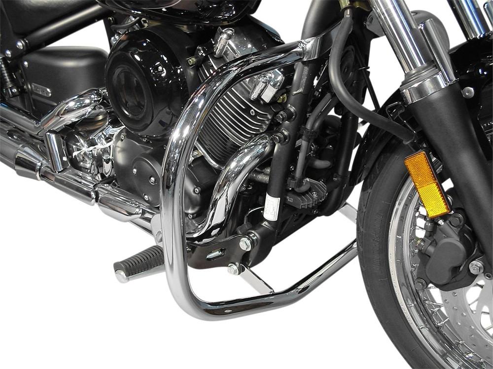M/C ENTERPRISES エムシーエンタープライズ ガード・スライダー エンジンガード F/S XVS650用【ENGINE GUARD F/S XVS650 [MC100032]】