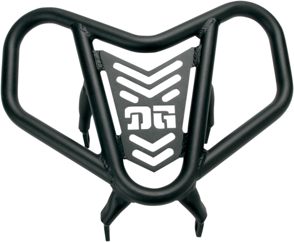 DG PERFORMANCE デージーパフォーマンス ガード・スライダー バンパー V-LITE ブラック 400EX 【BUMPER V-LITE BLK 400EX [0530-0958]】