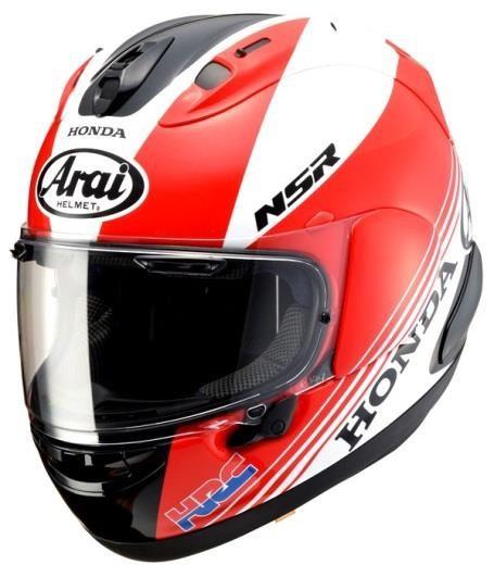 【在庫あり】Arai アライ フルフェイスヘルメット 【予約商品】RX-7X NSR250R [アールエックス セブンエックス NSR250R] ヘルメット サイズ:L
