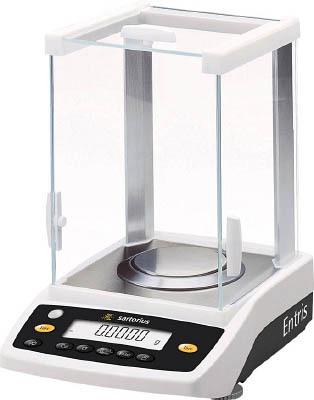 TRUSCO トラスコ中山 工業用品 ザルトリウスザルトリウス 分析天びん(内蔵分銅付) ENTRIS224i-1S
