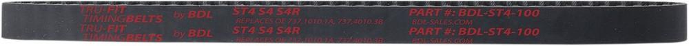 BELT DRIVES LTD. ベルトドライブ タイミングベルト 93T 17mm 【TIMING BELT 93T 17MM】 748 2001 - 2003 Monster S4 2001 - 2002 Monster S4R 2003 - 2007 ST4 996 2001 - 2005 ST4s 996 2001 - 2005