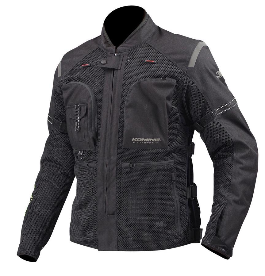 【イベント開催中!】 KOMINE コミネ JK-106 スプリームプロテクトメッシュジャケット サイ サイズ:XL