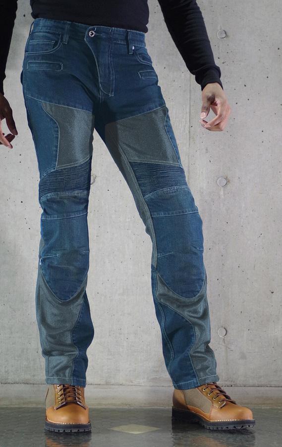 【イベント開催中!】 KOMINE コミネ デニムパンツ・ジーンズ WJ-739S スーパーフィットプロテクトメッシュジーンズ サイズ:M/30