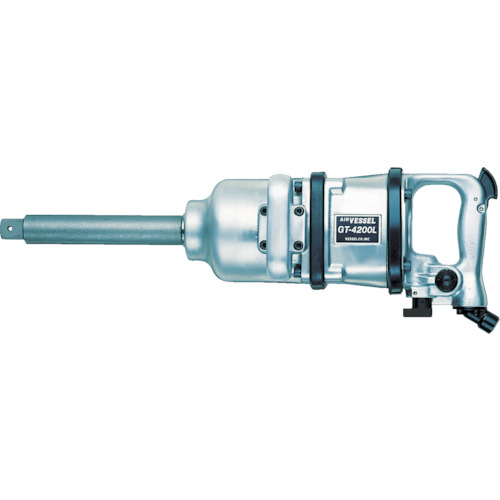 VESSEL ベッセル 工業用品 エアーインパクトレンチ メーカー品番:GT-4200L
