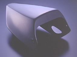 A-TECH エーテック Aテック シートカウル タンデムシートカバー 素材:平織カーボン CBR1100XX 97-06