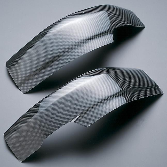 A-TECH エーテック Aテック フレームカバー フレームヒートガード 素材:平織カーボン CBR900RR 98-99