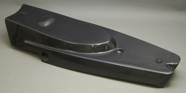 A-TECH エーテック Aテック アンダーカウルインナートレー 素材:平織カーボン NINJA250R 08-12