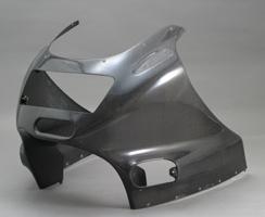 A-TECH エーテック Aテック アッパーカウル STD 素材:平織カーボン(C) ZZR1100C