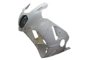 A-TECH エーテック Aテック フルカウル・セット外装 LunaSole(ルナソーレ) フルカウル STD ZX-12R 02-06
