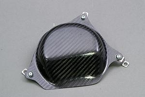 A-TECH エーテック Aテック エンジンカバー ジェネレーターカバー タイプ:塗装なし ZRX1200R