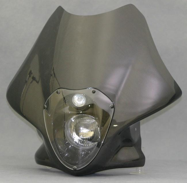 A-TECH エーテック Aテック ビキニカウル・バイザー ビキニカウル ルナソーレ 素材:FRP/白 XJR1200-1300
