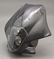 A-TECH エーテック Aテック ビキニカウル・バイザー ビキニカウル ルナソーレ 素材:FRP/白(カウルのみ) CB1300 03-13