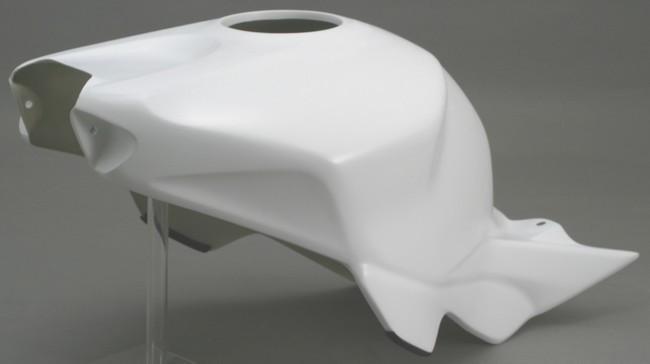 【イベント開催中!】 A-TECH エーテック Aテック タンクカバー 素材:FRP/黒 CBR1000RR