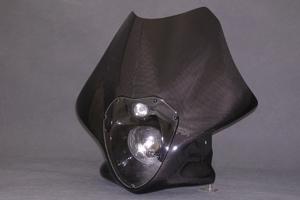 A-TECH エーテック Aテック ビキニカウル・バイザー ビキニカウル ルナソーレ 素材:FRP/ホワイト CB1000SF