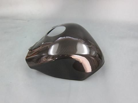 【イベント開催中!】 A-TECH エーテック Aテック タンクカバー タイプS 素材:ドライカーボン(D/C)クリア塗装済 S1000RR
