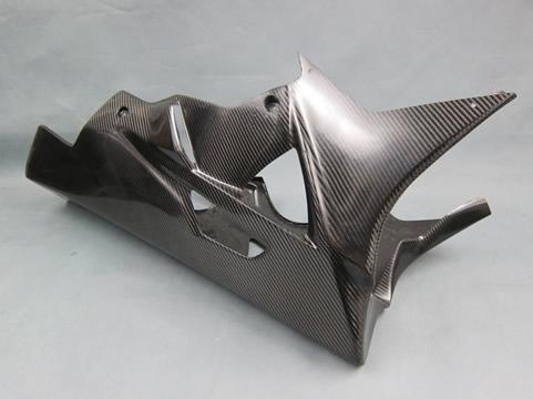 A-TECH エーテック Aテック アンダーカウルSPL 素材:ドライカーボン(D/C)クリア塗装済 S1000RR 10-