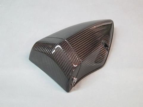 A-TECH エーテック Aテック シートカウル タンデムシートボックス 素材:FRP/黒(FB) S1000RR 10-
