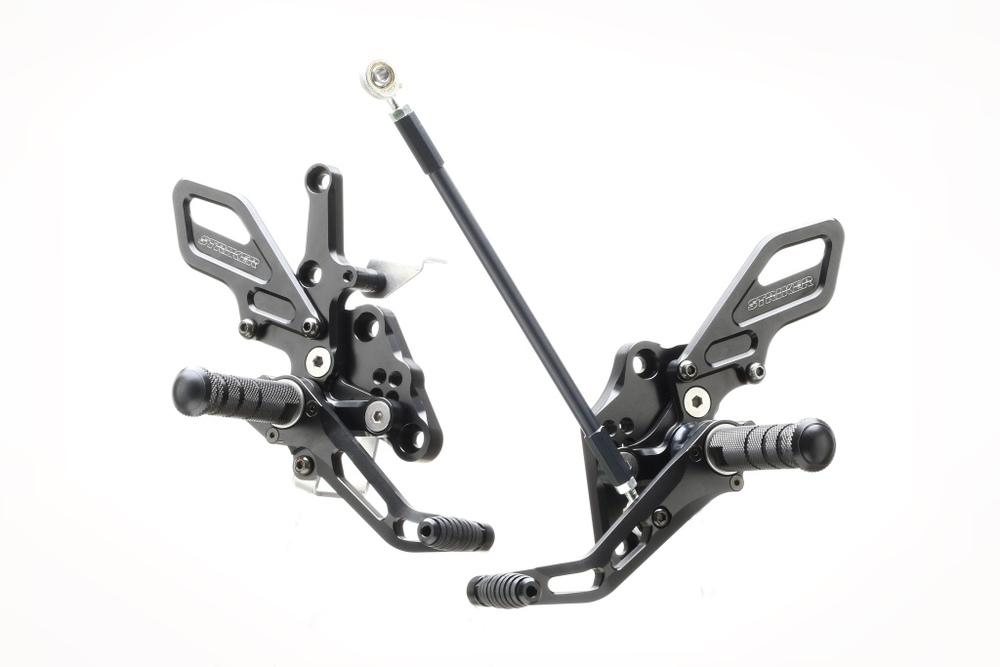 STRIKER ストライカー バックステップ スペシャルステップキット MT-07 14-16