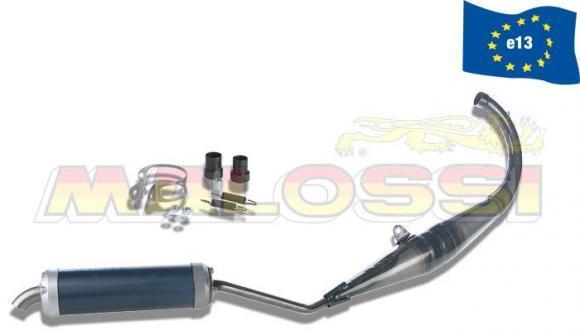 MALOSSI マロッシ スリップオンマフラー エキゾーストマフラー GP MHR レプリカ RS 50 (ミナレリーエンジン) -2006 型式:AM3.4.5.6