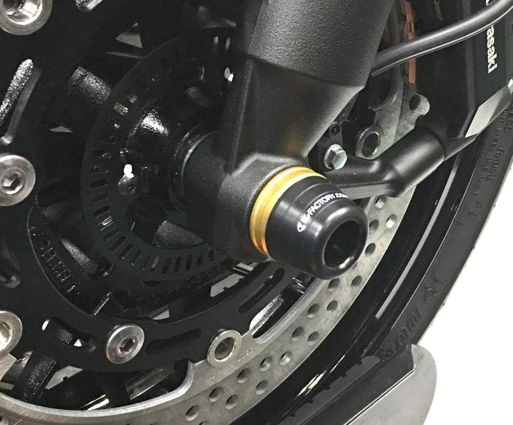 【在庫あり】K-FACTORY Kファクトリー ケイファクトリー ガード・スライダー フロントアクスルスライダー Z900RS