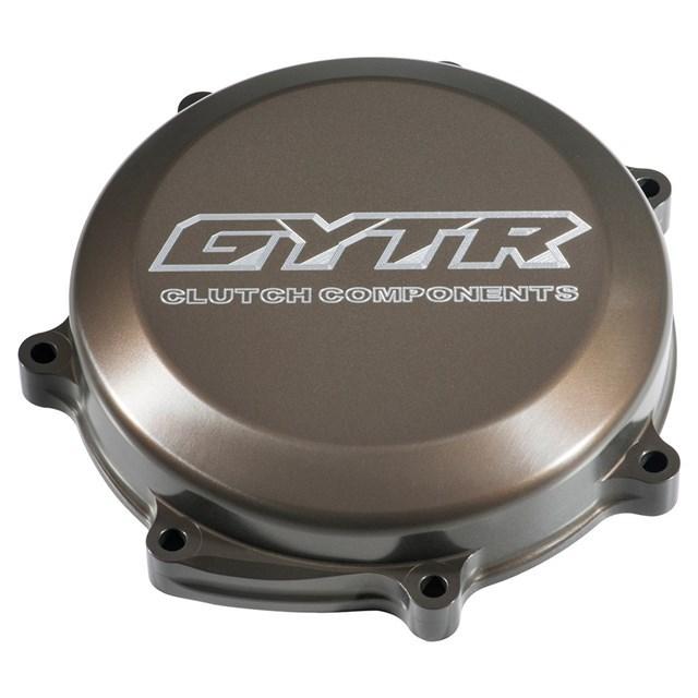 US YAMAHA 北米ヤマハ純正アクセサリー エンジンカバー GYTR(R) ビレットクラッチカバー (GYTR(R) Billet Clutch Cover) WR250F YZ250F YZ250FX