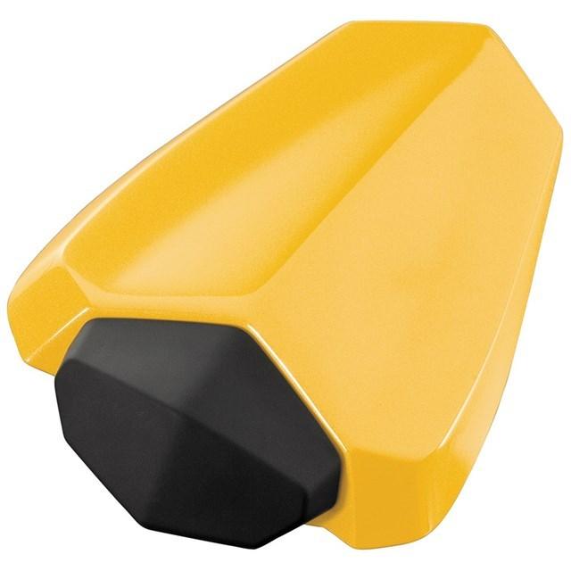 US YAMAHA 北米ヤマハ純正アクセサリー シートカウル R1 シート カウル (R1 Seat Cowl) Type:Black Pad/Color:Cadmium Yellow YZF-R1