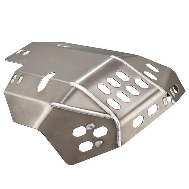 US YAMAHA 北米ヤマハ純正アクセサリー ガード・スライダー WORLD CROSSER スキッドプレートエクステンション (World Crosser Skid Plate Extension)