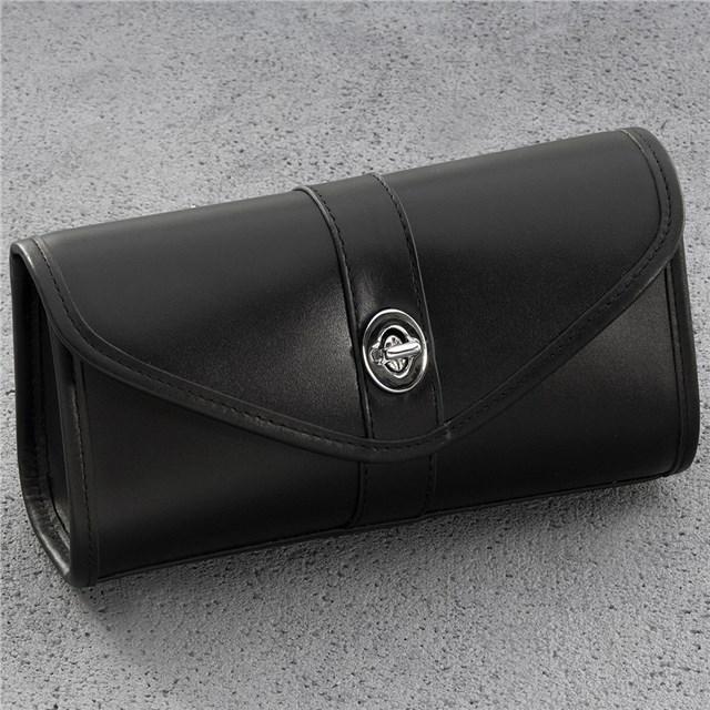 US YAMAHA 北米ヤマハ純正アクセサリー その他バッグ レザーウインドシールドバッグ (Leather Windshield Bags) XVS950A ロイヤルスター1300