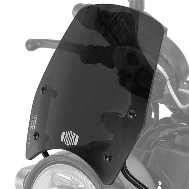 US YAMAHA 北米ヤマハ純正アクセサリー XSR900(TM) ウインドスクリーン (XSR900(TM) Front Cowl) XSR900