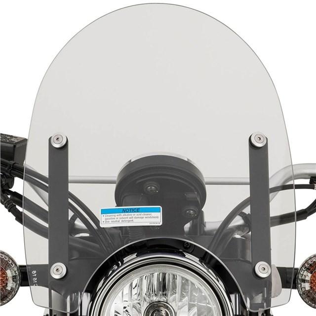 US YAMAHA 北米ヤマハ純正アクセサリー スクリーン SCR950 ADVENTURE クイックリリースウインドシールド (SCR950 Adventure Quick Release Windshield) SCR950
