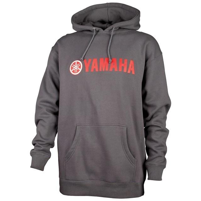 "US YAMAHA 北米ヤマハ純正アクセサリー カジュアルウェア ""YAMAHA ""Red Logo"" フーディー スウェットシャツ【Yamaha Red Logo Hooded Sweatshirt】 サイズ:2X"